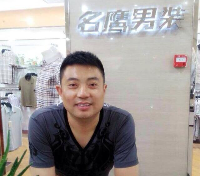 名鹰加盟商见证-滁州加盟商李先生